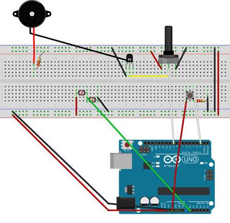 eggmin arduino circuit