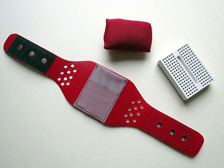 bread board wristband