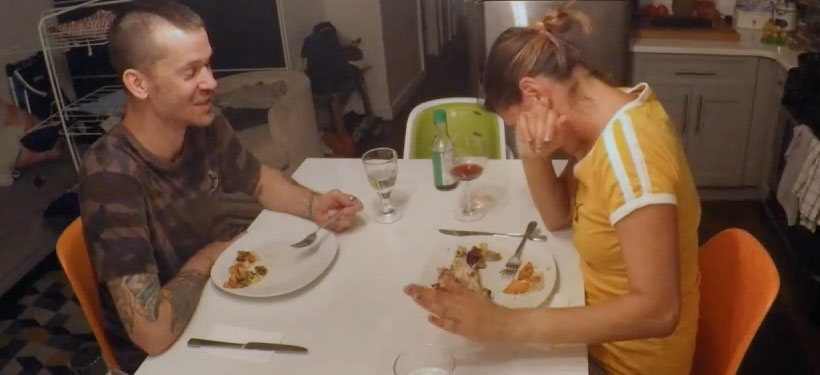 Dad's on Dinner Duty - A Meaningful Experience