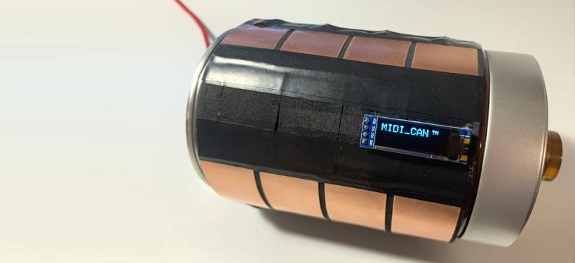 the MIDI_CAN