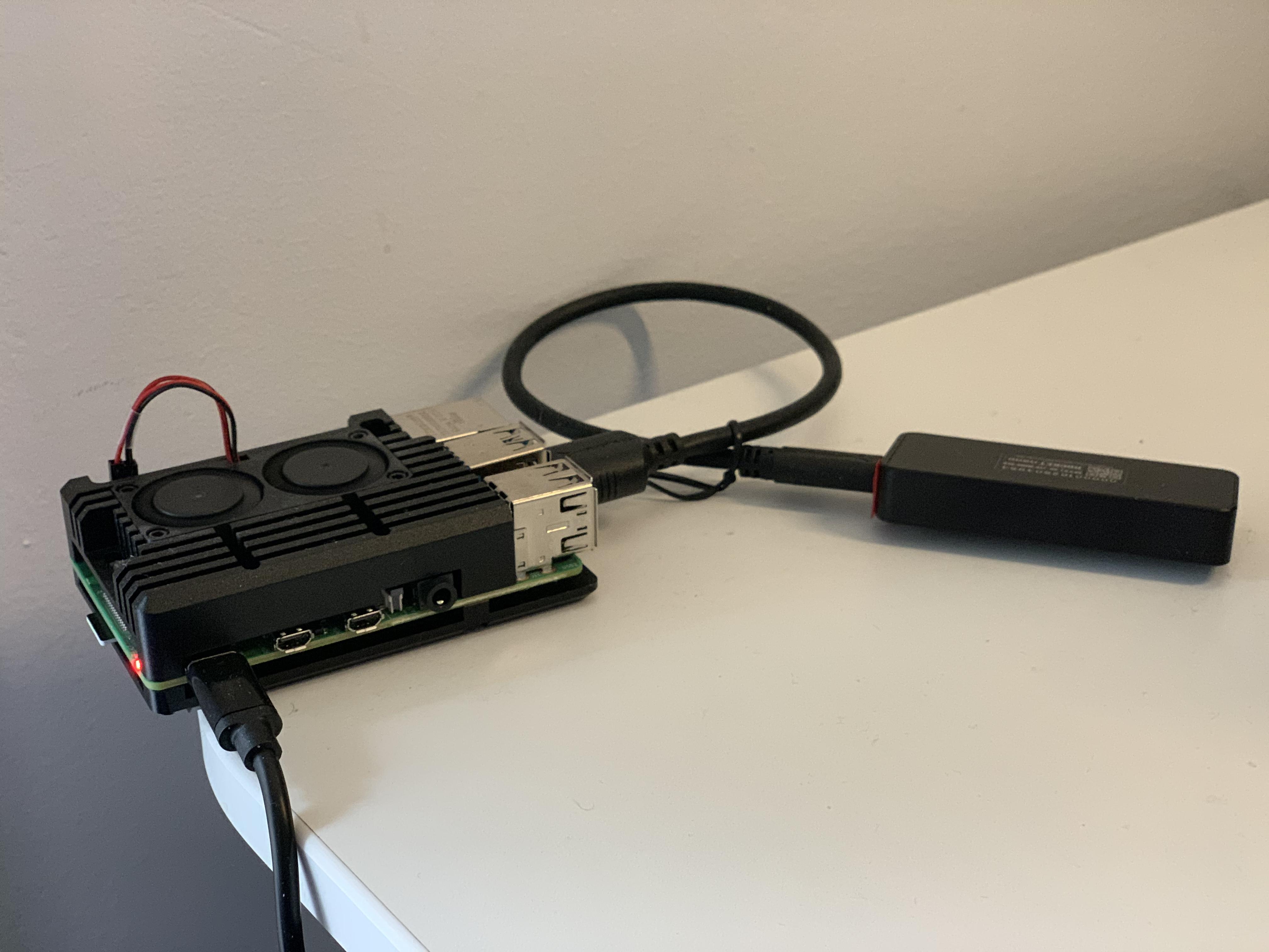 raspberry pi node 1