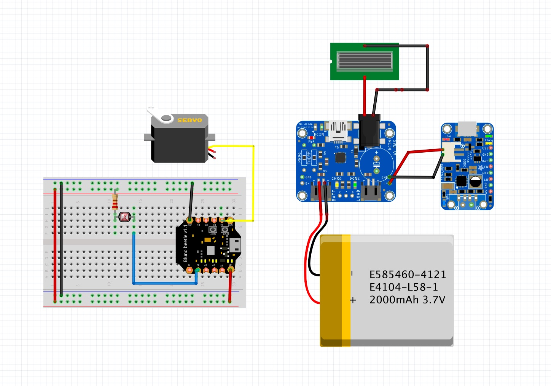 solarbloom circuit