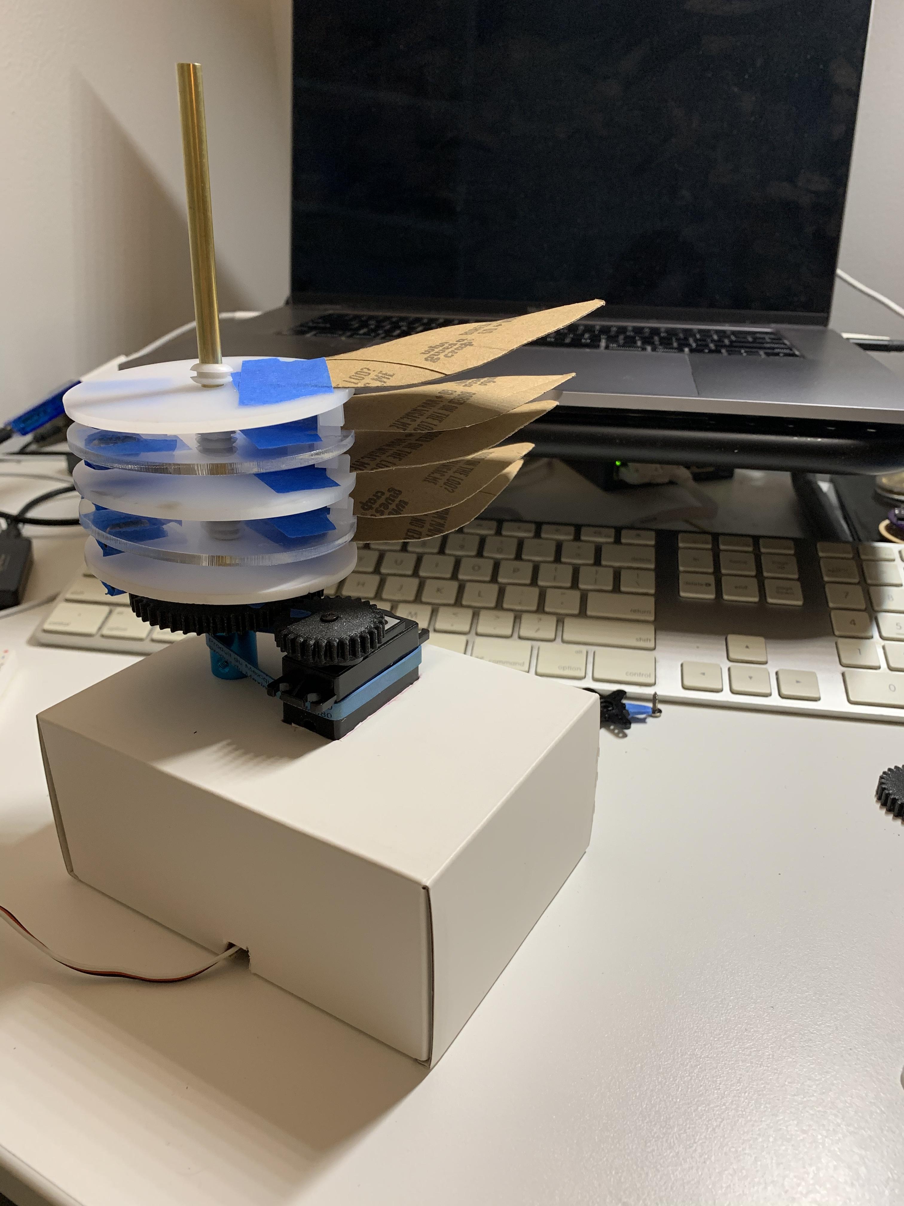 solarbloom prototype tabs